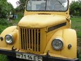 ГАЗ 69, до 1960, с пробегом