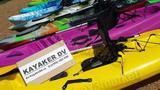 Пластиковый каяк Kayak king Forest