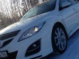 Mazda 6, 2010, бу 8249 км.